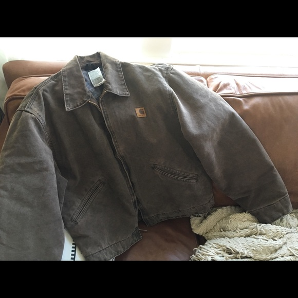 Carhartt Jackets & Blazers - CARHARTT BLANKET LINED JACKET